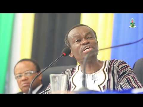 Strong Message To Africa's Young People From PLO Lumumba's Speech In The University Of Dar Es Salaam Mp3