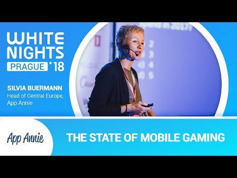 Silvia Buermann (App Annie) -The State of Mobile Gaming