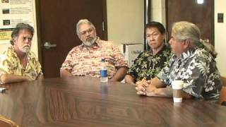 2006 Jason Discussion with Pro GMO Taro advocates in Hawaii
