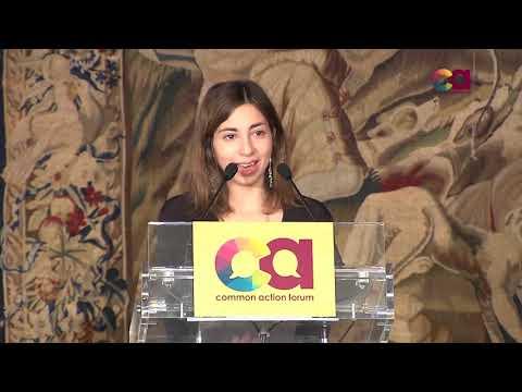 CAF2017 1st Session - Natascha Van Weezel