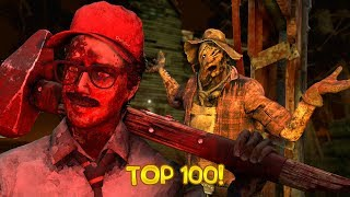 TOP 100 FUNNIEST MOMENTS IN DEAD BY DAYLIGHT!