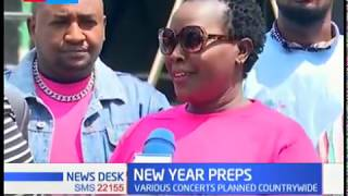 Top gospel artistes to grace ''Pamoja concert'' in Nakuru for New Year Celebrations