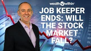 Job Keeper to End: Will the Australian Stock Market Fall?