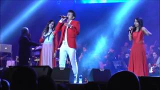 Sonu Nigam - Sapna Jahan - live in the Netherlands