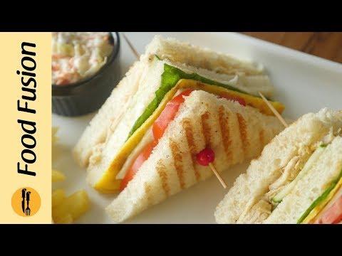 Reţete rapide de sandvişuri