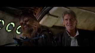 Trailer of La guerra de las galaxias. Episodio VII: El despertar de la fuerza (2015)