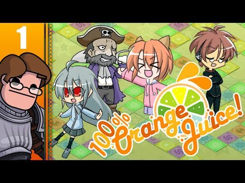 Gameplay de 100 Percent Orange Juice