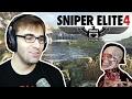 Sniper Elite 4: Italia Tiro No Saco Seguido De Explos o