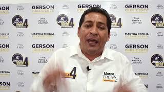 Marco Troya, Candidato Asambleísta Nacional del Ecuador 2021.