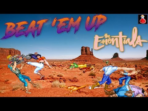 BEAT 'EM UP Essentials - Los 10 juegos imprescindibles de los \