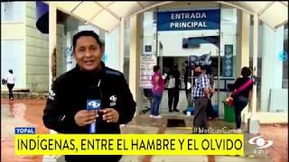 ENTRE EL HAMBRE Y EL OLVIDO