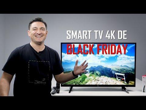 UNBOXING & REVIEW - LG 43UJ620V - Poate cel mai accesibil Smart TV 4K de Black Friday