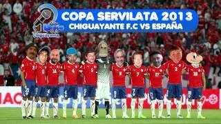 preview picture of video 'Chiguayante F.C. vs España - Radio Unica Chiguayante (Parte 1)'