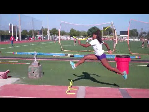 Triple Jump - Step phase Development Vlog