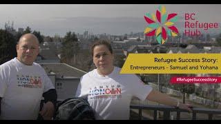 Refugee Success Story: SAMYOH HONCAN