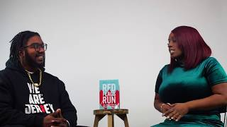 """NEW INTERVIEW: AUTHOR ASHLEY GILLETT OF NOVEL """"RED FLAGS RUN"""""""