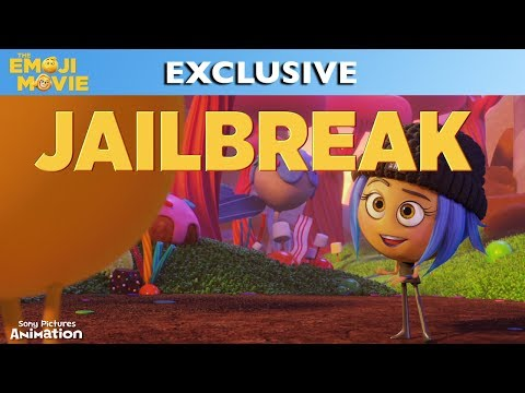 The Emoji Movie (TV Spot 'Meet Jailbreak')