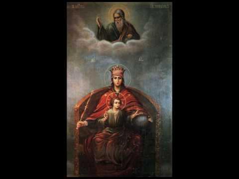 Акафист Державной иконе Пресвятой Богородицы