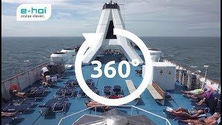 Die Ocean Majesty von Hansa Touristik im 360 Grad-Video