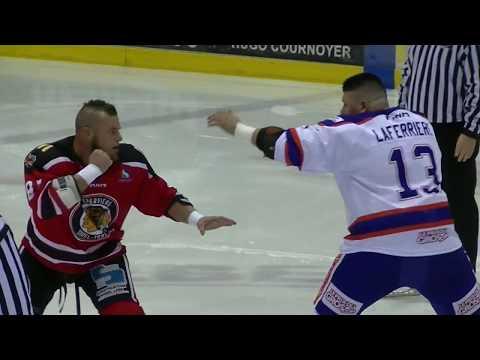 David Lacroix vs. Sébastien Laferrière