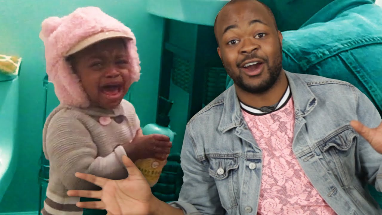 Baby Hater Becomes A Dad For Day thumbnail