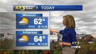 KY3 March 5, 2018 6 a.m. forecast and Weather School