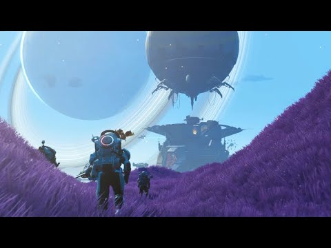 No Man's Sky: Origins Update Released - Adds New Planets and More