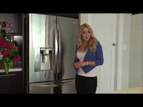 LG French Door Refrigerator – Door In Door Fridge Review by CyberShack