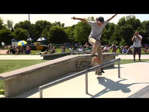 Plymouth Skatepark Summer Series 2013