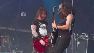 Metal Allegiance - Fast as a Shark - Bloodstock 2016