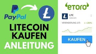 Wo kaufen Sie Litecoin mit Paypal
