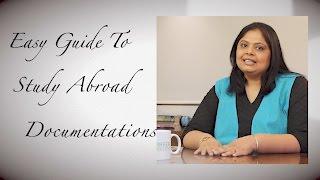 Study Abroad - Documentation