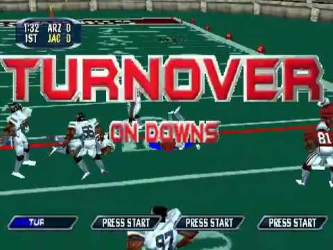 NFL Blitz 2001 Playstation