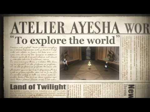 Видео № 0 из игры Atelier Ayesha: The Alchemist Of Dusk [PS3]