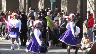 Charlotte NC - Novant Health Thanksgiving Day Parade - Aster Brass Band - 7 of 9 Nov. 26, 2015
