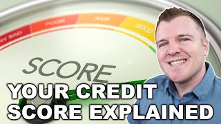 How Your Credit Score is Calculated - How to Improve it!