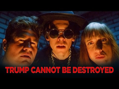 Trump Cannot Be Destroyed