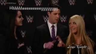 Paige Funny Moments Part III