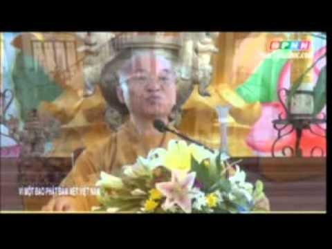 Vì một đạo Phật đậm nét Việt Nam (13/06/2012)