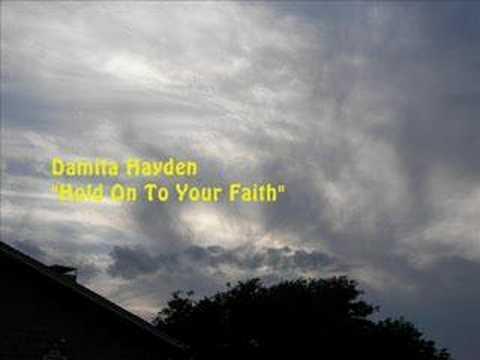 Hold On to Your Faith