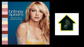 Britney Spears - Don't Let Me Be The Last To Know (Thunderpuss Radio Mix)