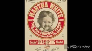 Martha White (theme song/jingle from long ago--bluegrass)