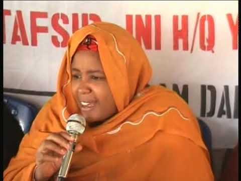 Sayyada Ayisha Sheikh Dahiru Usman Bauchi tafsir Ramadan 3