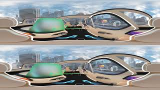 Roadtrip 2030: Future of Mobility Virtual Reality Experience | Covestro