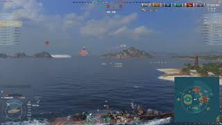 8 кораблей не выбрались из под пулеметной очереди Харугумо