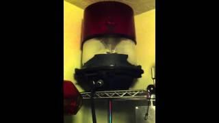 Honeywell FlashGuard 3000B Tower Strobe Light