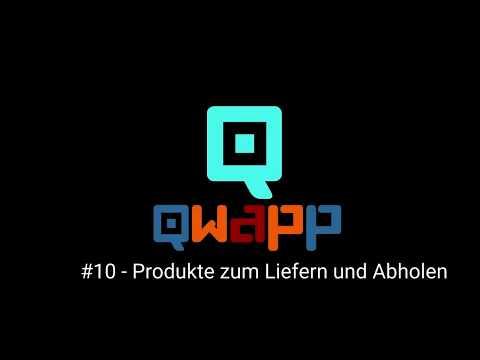 QD #10 Produkte Abholen und Liefern