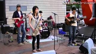 馬車道ショートパフォーマンスライブ2011年7月18日