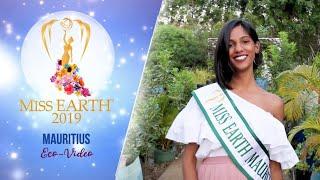 Gyanisha Ramah Miss Earth Mauritius 2019 Eco Video