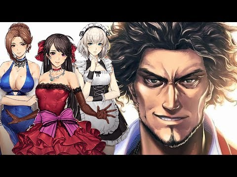 Yakuza Online (Ryu Ga Gotoku Online): Raw Gameplay (F2P Japan PC/Mobile)